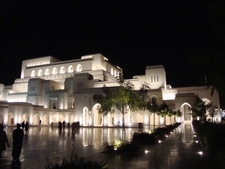 The Royal Opera House Muscat