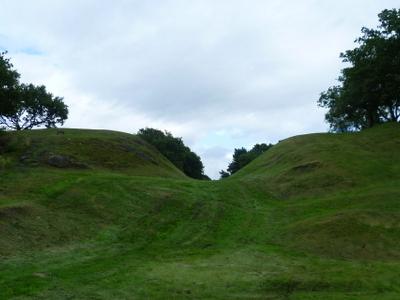 Antonine Wall Near Falkirk