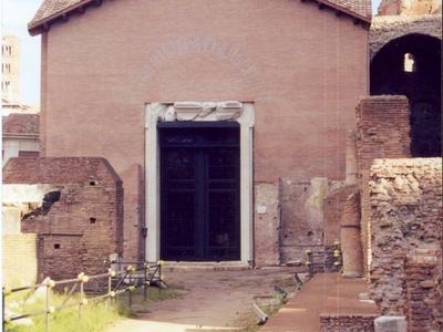 View Of Santa Maria Antiqua
