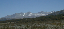 The Western Part Of Rondane