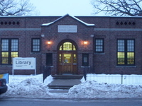 Roosevelt Community Library
