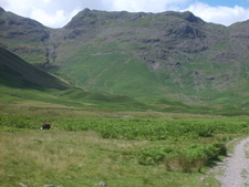 Rossett Pike And Gill