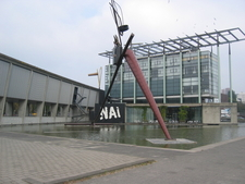 The Netherlands Architecture Institute At Museumpark