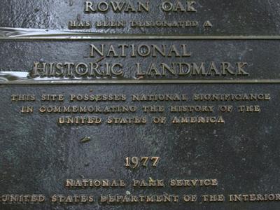Rowan Oak Landmark