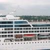The Cruise Ship Royal Princess At The Port
