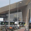 Rotterdam Centraal Railway Station Building