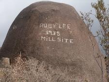 Rock At Ruby Lee