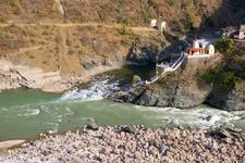 Rudraprayag - Confluence Of Alaknanda And Mandakini