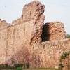Ruions Of Siri Fort Wall