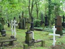 Berlin-Tegel Russian Orthodox Cemetery