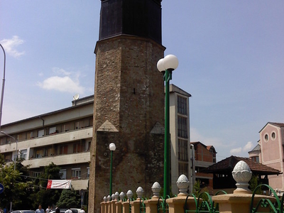 Gostivars Clock Tower