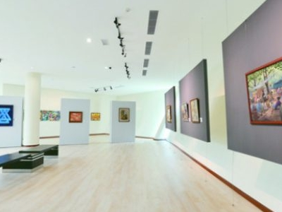 Sabah Art Gallery - Inside View