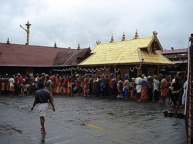 Sabarimala Pilgrimage Tour Photos
