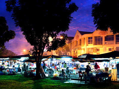 Saberkas Weekend Market
