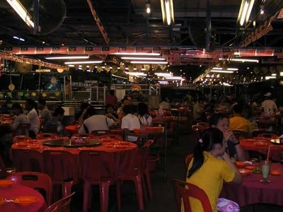 Sabindo Hawker Center