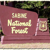 Sabine National Forest