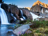 Sabrina Lake Trail