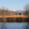 Saco River And White Mountains