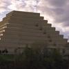 Sacramento River Bank Pyramid