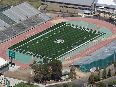 Sacramento Hornet Stadium Overview