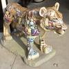 Sacramento Zoo Lion Statue