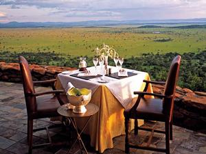 5 Day Tanzania Lodge Safari Tarangire Serengeti Ngorongoro Photos