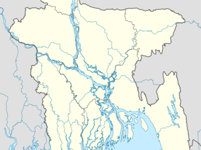 Saidpur Bangladesh Is Located In Bangladesh
