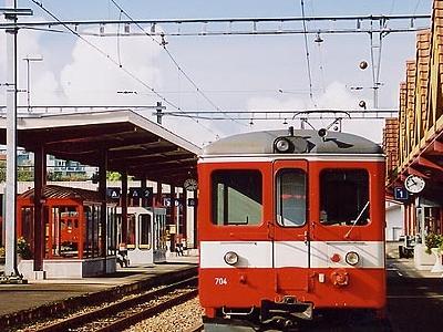Saignelegier  Bahnhof
