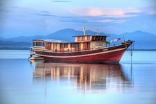 Sailing Scappare From Kota Kinabalu To Puerto Princesa