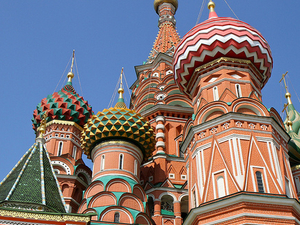 Tour Downtown Moscow With Panoramic Fotos