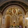 Saint Cecilia's Catholic Church Interior