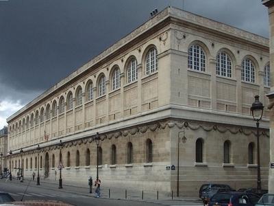 Sainte-Geneviève Library