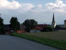 Parish Church-Allhaming, Upper Austria, Austria