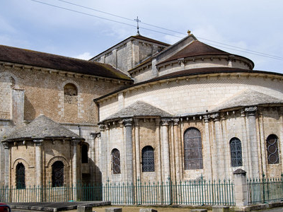 Eglise St-Hilaire-le-Grand Poitiers