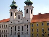 Benedictine Church Saint Ignatius of Loyola
