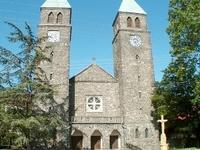 San Imre Basalt iglesia