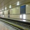 Saint Laurent Metro Station