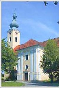 Saint Laurentius Church-Kimpling, Austria