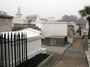 St. Louis Cemetery No. 1 Walking Tour Fotos