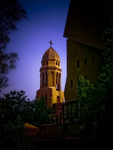 Saint Mark Campanile, Cairo
