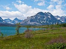 Saint Mary Lake Trail - Glacier - USA