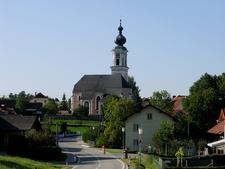 Saint Peter Church-Rottenbach, Austria