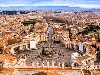 Saint Peters Square - Rome