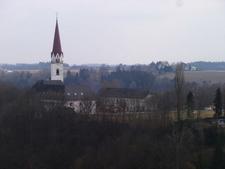 Saint Stephanus Church-Thalheim Bei Wels, Austria