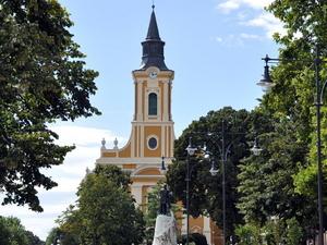 San Esteban Iglesia Católica Romana-Sátoraljaújhely
