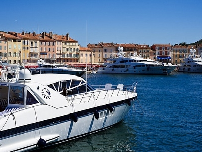 Saint-Tropez - Cote D'Azur - France