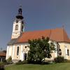 Saint Wolfgang Parish Church-Dorf An Der Pram, Austria