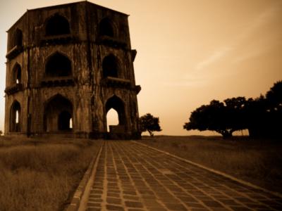 Salabat Khan's Dome
