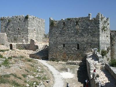Saladinsburg View