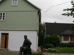 Saldus Historia y el Museo de Arte de Janis Rosenthal